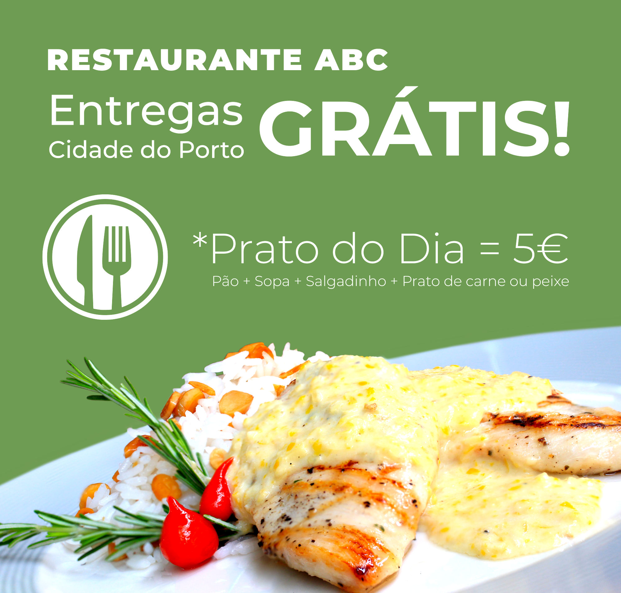 Leia mais sobre Restaurante ABC - Take away